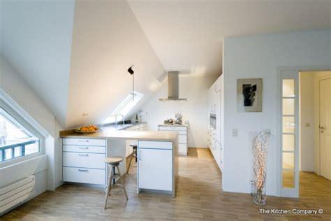 functional attic kitchen design ideas