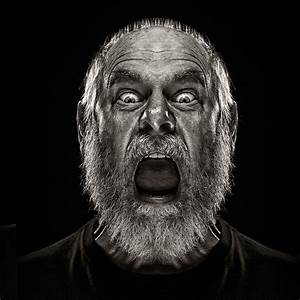 fear face - Google Search | Expressions of Fear ...