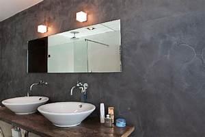 Beton Cire Bad : beton cire vloeren en wanden van beton cire ~ Indierocktalk.com Haus und Dekorationen