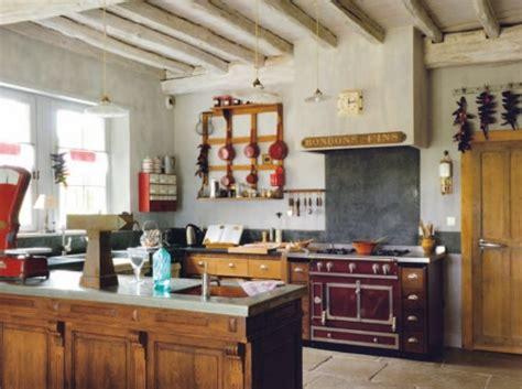 cuisines anciennes déco cuisine ancienne