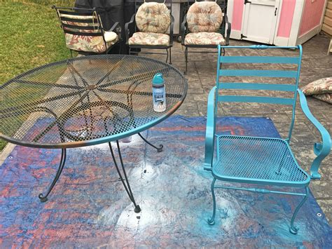 furniture cheap wrought iron patio sets black dining