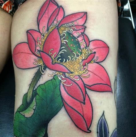 lotus flower tattoo designs ideas design trends