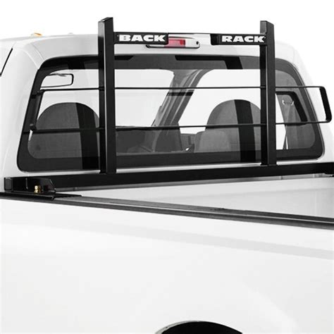 truck back rack backrack 174 back rack cab guard
