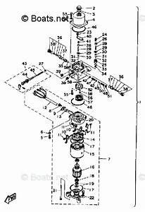 Yamaha Sterndrive Parts Drive Unit V8 7 4 1992 Oem Parts