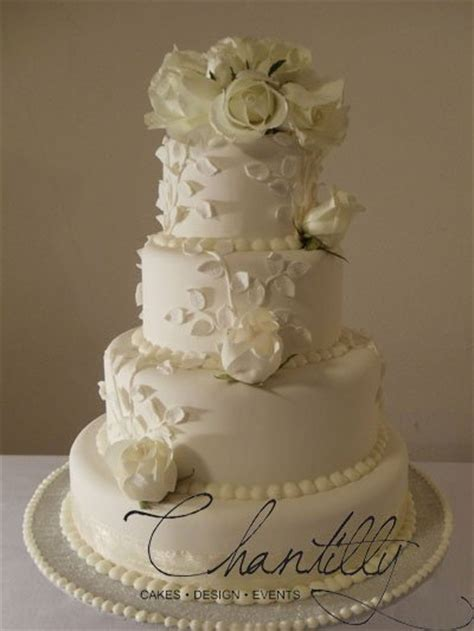 chantilly el paso tx wedding cake