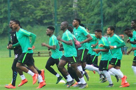 Nigeria Qatar Livescore From Fifa World Cup Clash