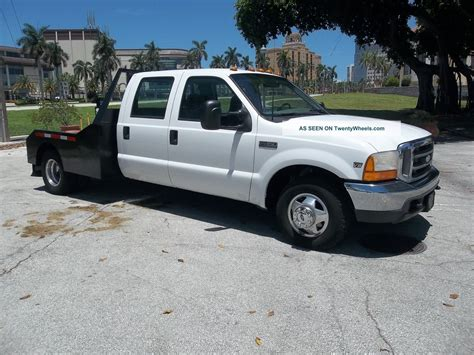 Towing Capacity F350 by 1999 Ford F350 Diesel Towing Capacity