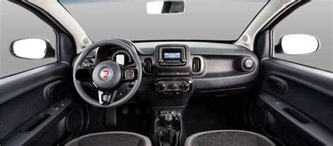 Gambar Mobil Fiat 500c by Fiat Mobi Interior Autonetmagz Review Mobil Dan Motor