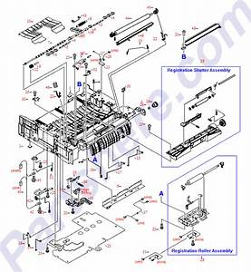 Rf5-4067-030cn Hp Transfer Roller Assembly