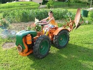 Tractor Pasquali Italiano Modelo Mr  4 X 4