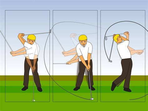 in swing how to complete a swing in golf 6 steps with