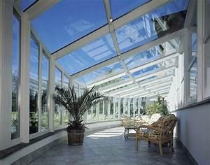 toiture veranda 4 options principales With toit en verre maison 4 veranda toit terrasse ma veranda