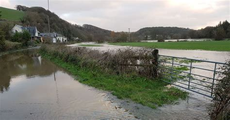 More Flooding As Devon River Levels Rise