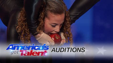 Sofie Dossi America Got Talent
