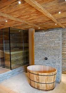 Sauna Für Badezimmer : sauna dusche und k bel sauna sauna ideen und saunahaus ~ Watch28wear.com Haus und Dekorationen