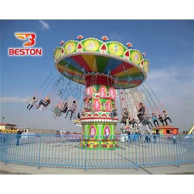 Thrill Rides For Sale - Beston Amusement Equipment Co. Ltd.