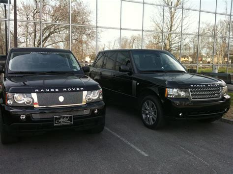 Land Rover Range Rover Modification by Davnoid 2006 Land Rover Range Rover Sporthse Sport Utility