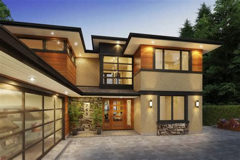 west coast modern homes west coast contemporary architectural project pavel