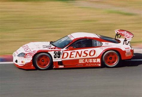 39 denso toyota supra race car le mans cars race cars and toyota supra