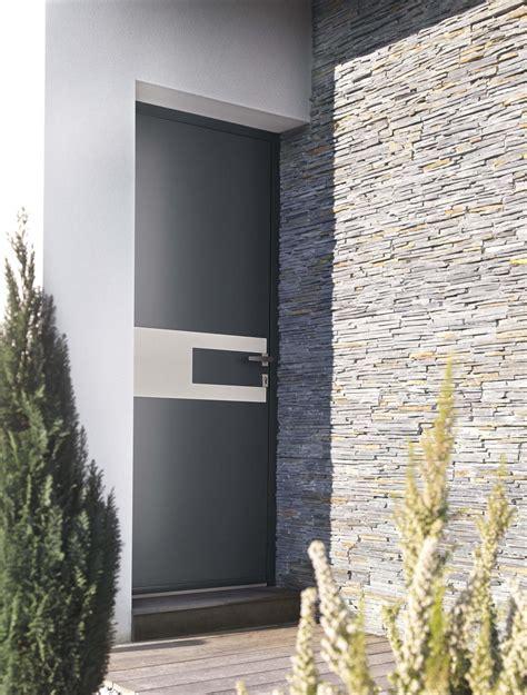 porte entree en aluminium nos mod 232 les de portes d entr 233 e en aluminium solabaie