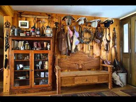Western Décor Collection  Western Home Decor Ideas  Youtube