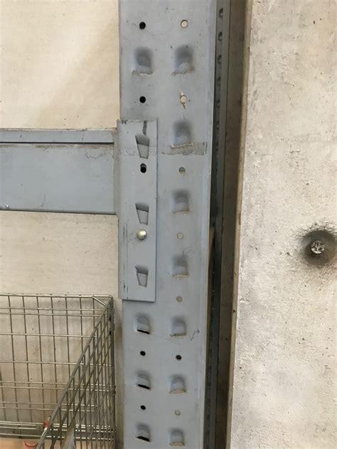 scaffali portapallet scaffalatura portapallet usata bftm sga scaffalature e