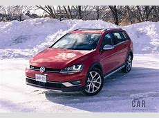 Review 2017 Volkswagen Golf Alltrack Canadian Auto Review