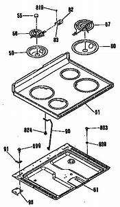 Kenmore 9119344190 Electric Range Parts