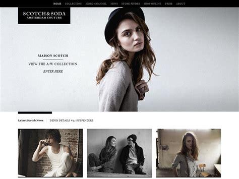 50 Fashion Websites (+20 New Sites