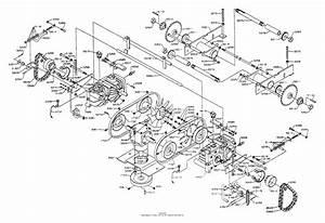 Dixon Ztr 502  1991  Parts Diagram For T