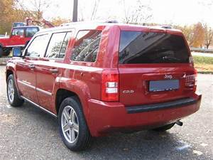 Jeep Patriot  12  2008  - Metallic Inferno Red