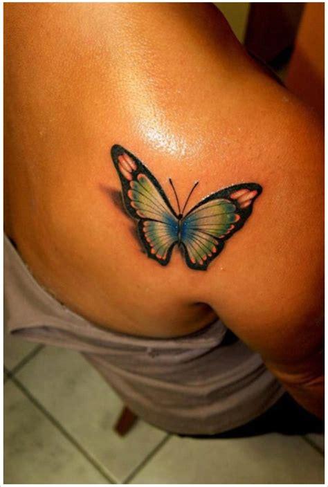 inspiring  butterfly tattoos designs