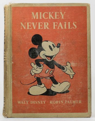 Magic With Mickey Book by 1939 Mickey Book 1st Edition World Of Mickey Mickey