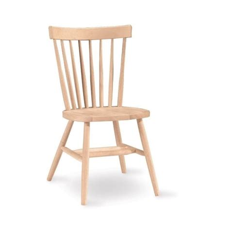 unfinished copenhagen dining chair 1c 285