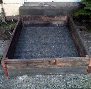 How to install raised garden beds peak prosperity for Installing raised beds
