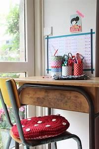 Le Coin De Table Tours : pots crayons et coin bureau la brocante de margote ~ Melissatoandfro.com Idées de Décoration