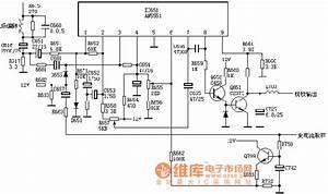 Color Tv Pincushion Correction Circuit Diagram 4