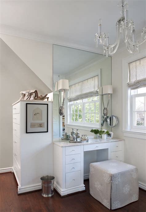 closet dressing table transitional closet hayburn and co