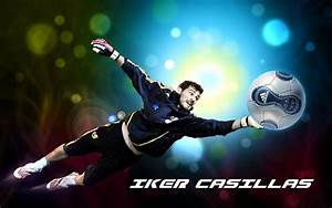 Iker Casillas Best Dive Wallpaper - Football HD Wallpapers