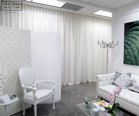 screen shades curtains wallpaper doctors office