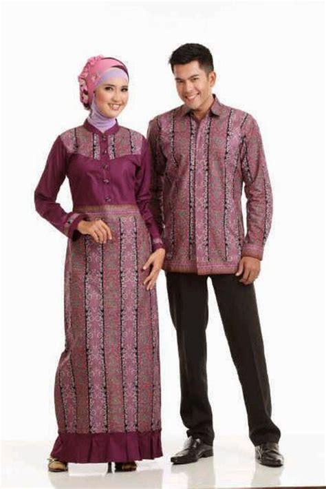 model baju gamis batik terbaru  tutorial hijab