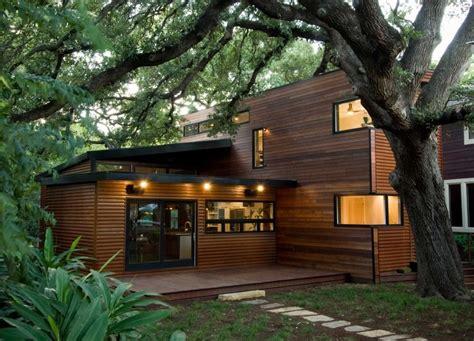 Idées De Maison En Bois Desing