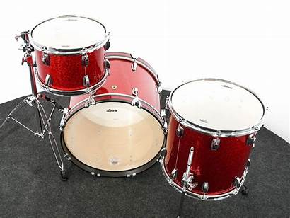 Ludwig Drum Kit Classic Sparkle Maple Downbeat