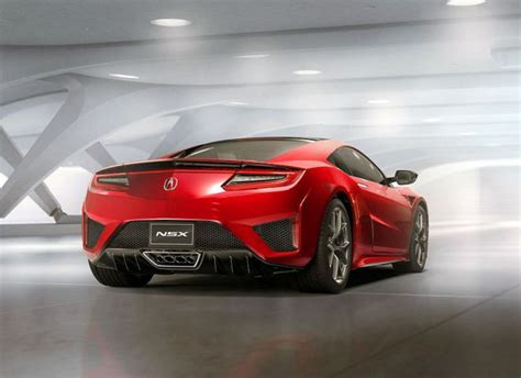 Acura Nsx Parts by 2019 Acura Nsx Performance Parts Upgrades Spirotours