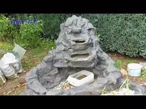 Wasserfall Garten Selber Bauen : wasserfall im garten selber bauen g nstig youtube ~ A.2002-acura-tl-radio.info Haus und Dekorationen