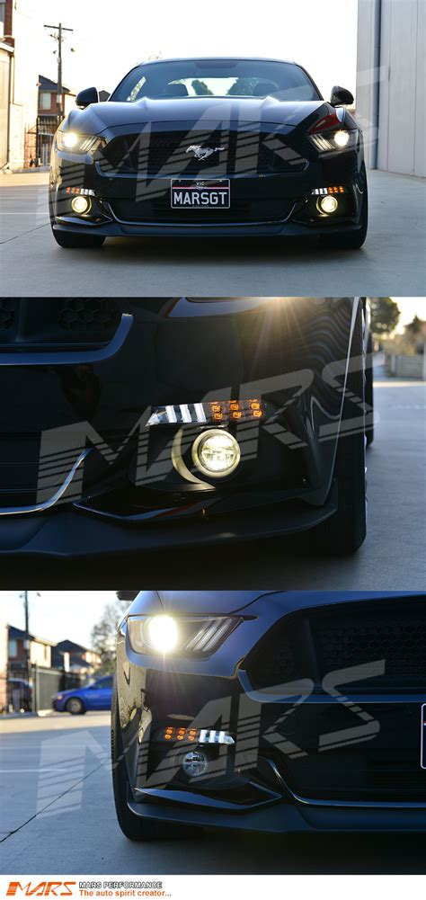 Parking Lights Led Sequential Indicator Turn Signal For