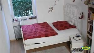 Ikea verwirklicht ideen schlafzimmer mit ausstrahlung for Schlafzimmer ideen