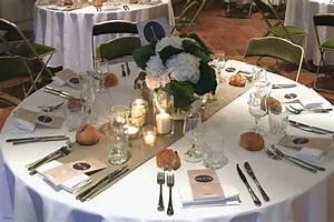 Décoration Mariage Champêtre Chic : decoration table mariage simple capturnight ~ Melissatoandfro.com Idées de Décoration