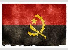 Angola grunge bandeira Baixar fotos gratuitas