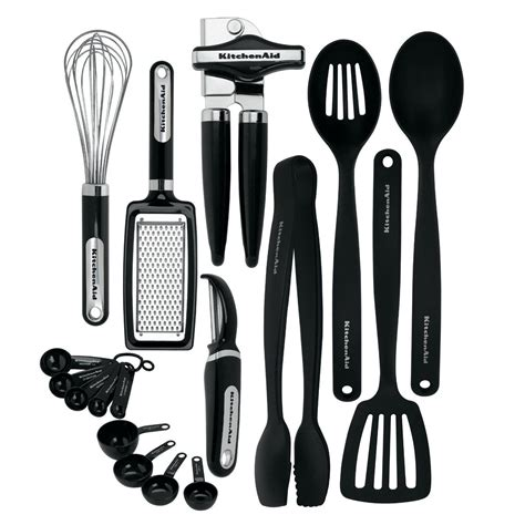 kitchenaid cooking utensils tools gadget kitchen set